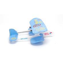 2-channal Telecomando infravermelho TW 782 EPP Biplane rc avião