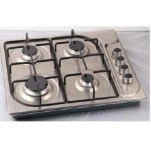 2016 New Model Four Burners Stainless Steel Gas Hob