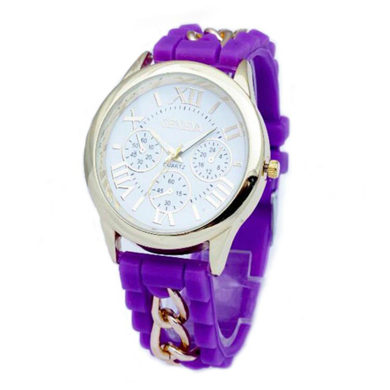 SILVER WOMEN WATCH