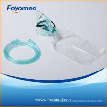 Máscara de oxígeno con bolsa de depósito