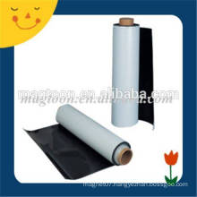 Custom length PVC attached magnetic roll