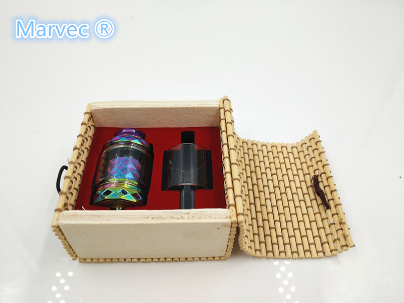 Exquisite Craft Senaste 510 tråd RTA Atomizer vape