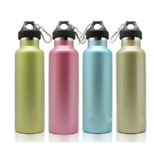 Stainless steel portable bottle