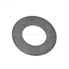 Rondelle plate d'acier inoxydable pour l'industrie (DIN125)