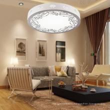 Самые популярные круглые деревянные потолочная Лампа СИД Tri-цвета Диммирования