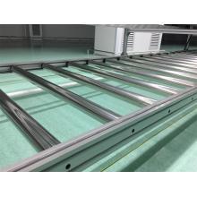 Motorized Pallet Conveyor Belt Roller Conveyor System