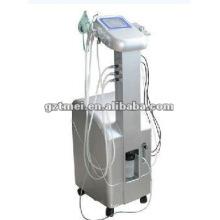 Profesional plata beuaty máquina oxígeno jet peel