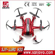 Cool Boy Toys 6 Axis Rc Dron JJRC H20 Micro Quadcopters Abejones Profesionales Flying Helicóptero Juguetes de Control Remoto Nano Copters