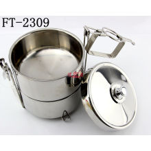 Stainless Steel More Layers Food Container (FT-2309-XY)