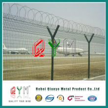 Airport Fence with Y Post (fence manufacturer)