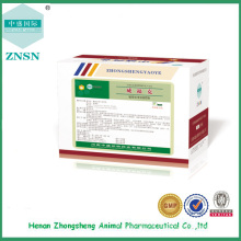 Antibiosis and antiphlogosis Florfenicol soluble powder for pig chicken