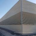 Revestimento composto exterior da parede / painel de parede exterior de Wpc / tapume decorativo da parede