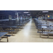 Factory Canteen Dining Table and Chair Set Furniture (FOH-RTC13)