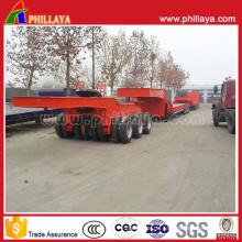 Heavy Duty Tieflader Machince Transporter Anhänger