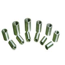 Acoplador de barra de refuerzo roscada para fábrica reforzada con ISO BV