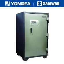 Coffre ignifuge électronique de panneau de Ale de taille de Yongfa 127cm avec la poignée