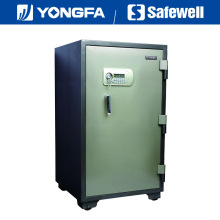 Yongfa 127cm Height Ale Panel Electronic Fireproof Safe with Handle