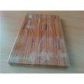 Custom madeira olhar painéis de favo de mel de alumínio para decoração