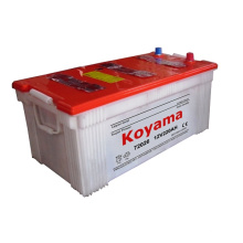 12V 220ah Starting Battery Dry Charged Battery Heavy Duty Battery DIN72026