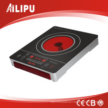 2017 New Design Kitchen Appliance One Burner Infrared Cooker