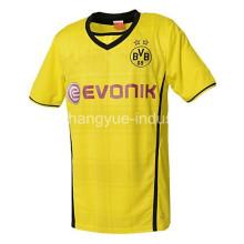 moda club time futebol jersey com design de nova temporada quente de 2013