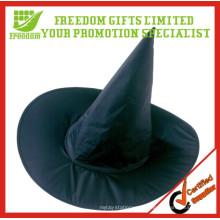Logotipo personalizado fantástico halloween bruxa chapéus