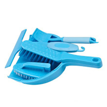 Attractive Price Household Cleaning Articles Plastic Brushes And Dustpan Sets