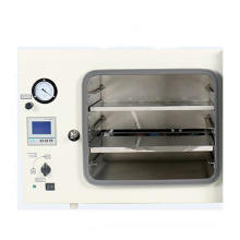 TOPTION Stainless steel high temperature Laboratory Vacuum Oven