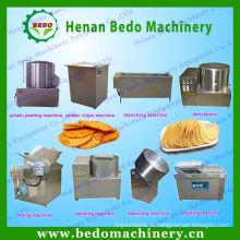 BEDO fritou microplaquetas de batata / vara que faz a máquina / linha de produção