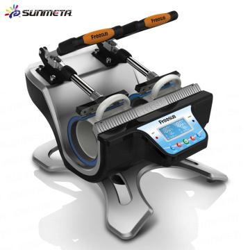 Forno de sublimação 3D duplo - estação caneca imprensa St-210with CE