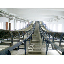 Industrial HorizontalInclined Fixed Belt Conveyor