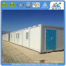 ISO CE China certificated temporary prefabricated camp container house