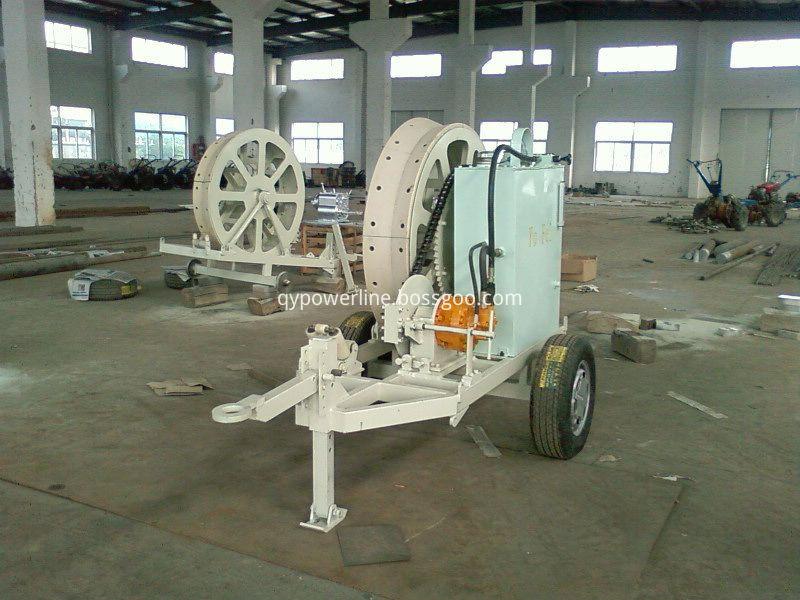 7.5KN1 Hydraulic tensioner