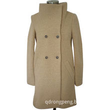 Wool coat for ladies