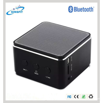 High Quality Aluminum House Bluetooth Speaker