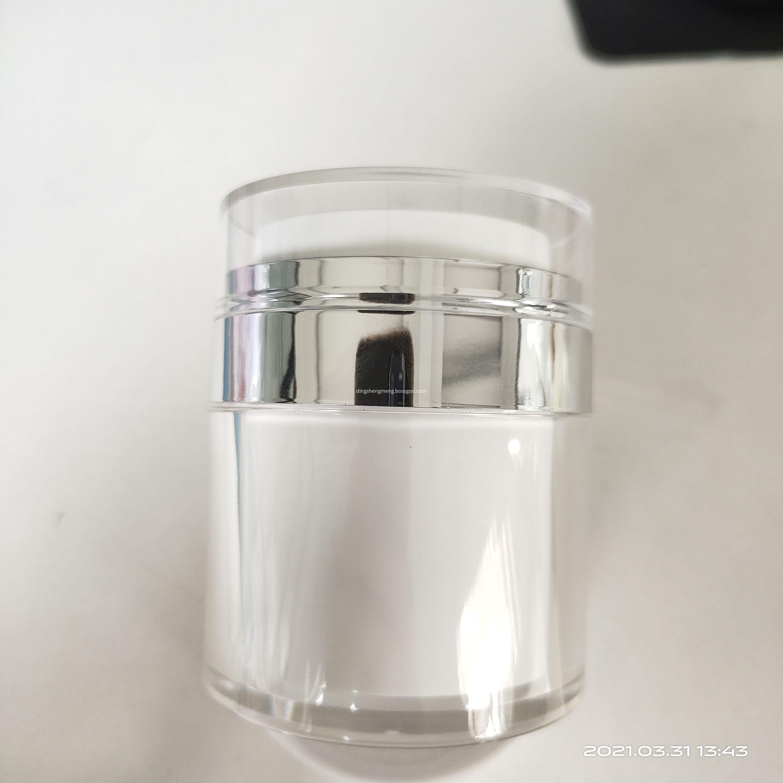 double wall emptycream jars