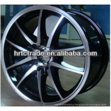 13/14 inch beautiful p*114.3 replica sport car wheel