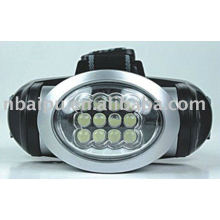 12 projecteurs à LED