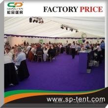 Großes Eventzelt 40m x50m zur Feierzeremonie und Abendparty