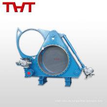 DN100 - Válvula de anteojos de acero inoxidable DN2000 / Válvula ciega de línea