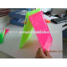 ISO9001 & TS16949 fábrica provied tapete de silicone liso claro