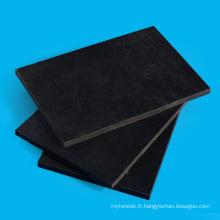 Pour Joint Feuille De Bakélite Noir Phénolique 1/4