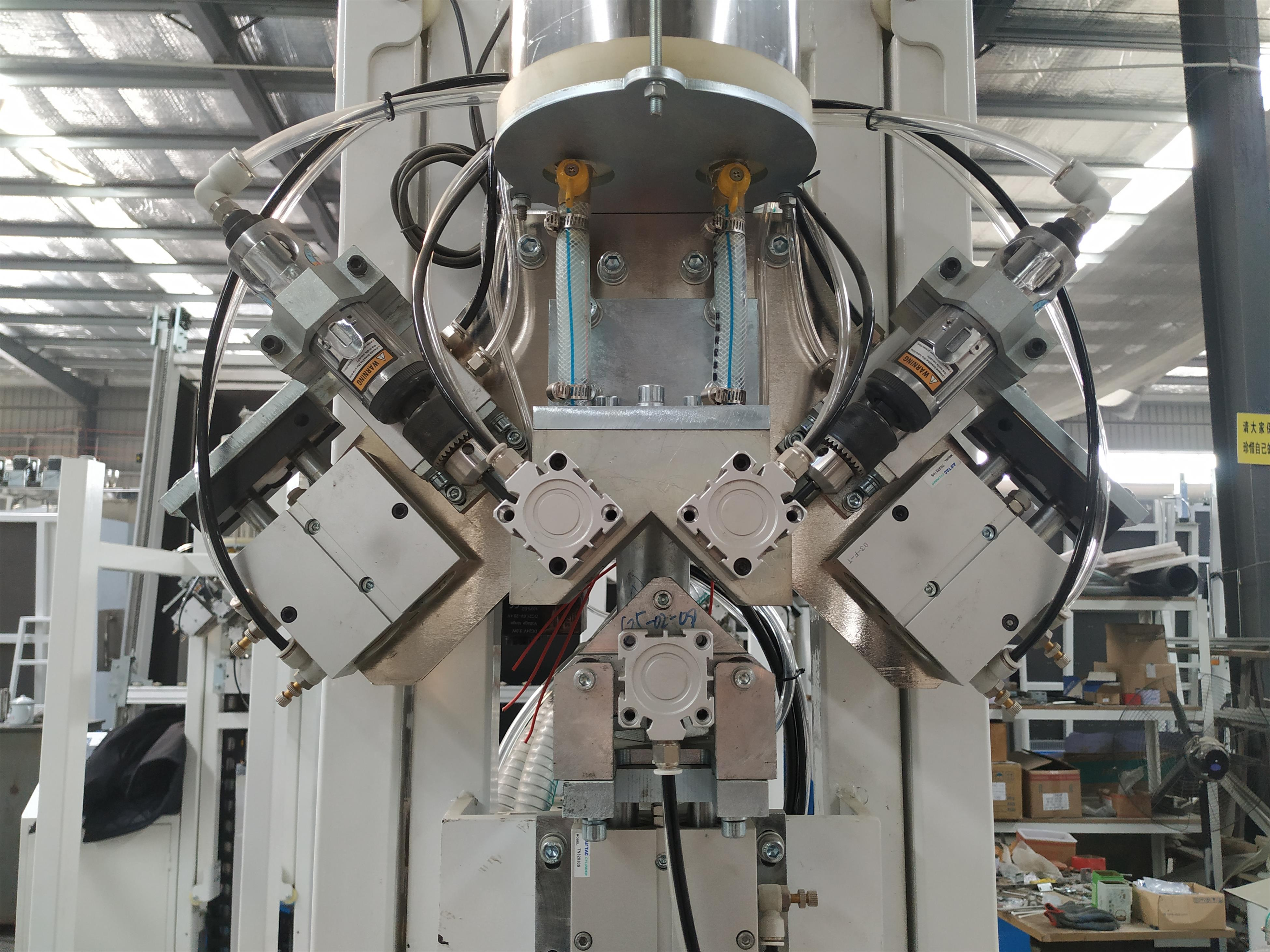Insulating Glass Dessiccant Filler Machine