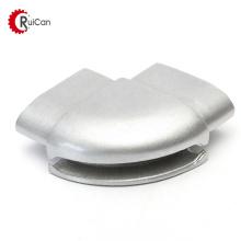 encaixe de tubulação de peças de fundição de alumínio