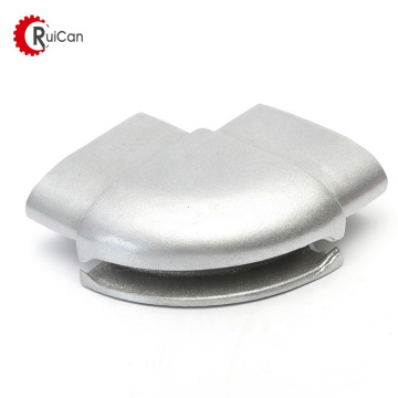 piezas de fundición de aluminio instalación de tuberías