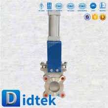 Didtek 30 Years Valve Manufacturer pneumatic operated knife gate valve