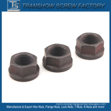 DIN6331 Hex Nut with Collar (M8-1.25)
