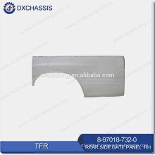 Panneau de porte arrière arrière TFR PICKUP d'origine RH 8-97018-732-0