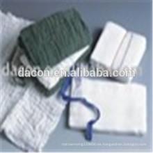 Esponja de laparotomía