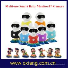 Abschlepp-Audio Digital Wireless Baby Monitor mit IR-Licht
